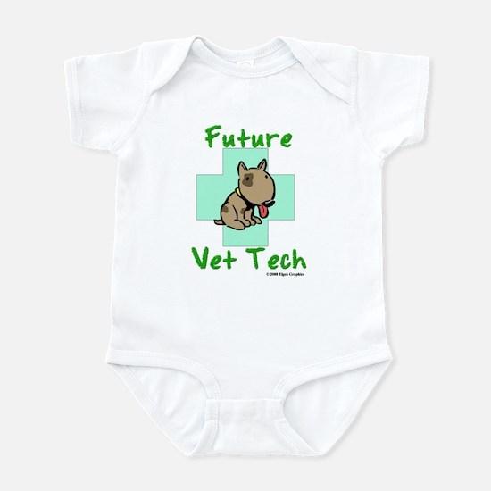 Future Vet Tech Infant Bodysuit
