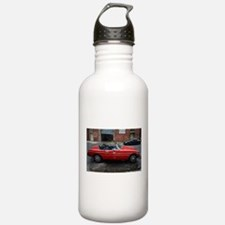 MG Convt Red Water Bottle