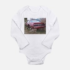 Pontiac Firebird Long Sleeve Infant Bodysuit