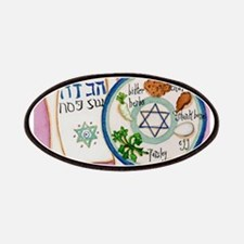 Passover Plate Patches