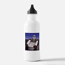 Torah Crown Water Bottle