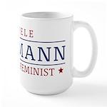 Bachmann Anti-Feminist Large Mug