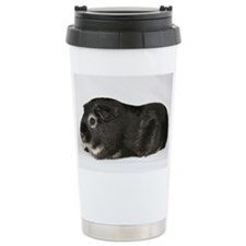 Black Fox Travel Mug