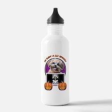 Just a Lil Spooky ShihPoo Water Bottle