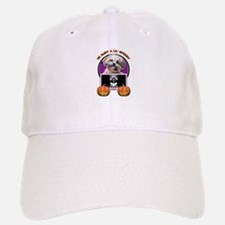 Just a Lil Spooky ShihPoo Baseball Baseball Cap