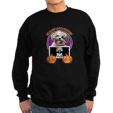 Just a Lil Spooky ShihPoo Sweatshirt