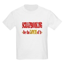 Scrapbooking Love T-Shirt