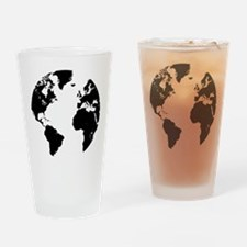 The Earth Drinking Glass