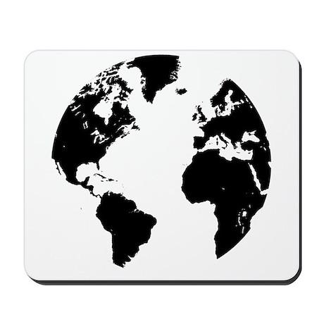 The Earth Mousepad