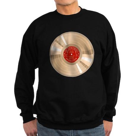 Gold Record Sweatshirt (dark)