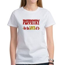 Puppetry Love Tee