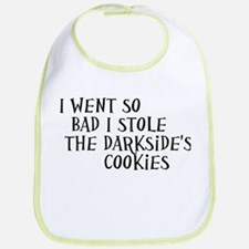 I Stole the Darkside's Cookies Bib