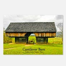Cades Cove Barn Postcards (Package of 8)
