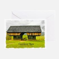 Cades Cove Barn Greeting Cards (Pk of 10)