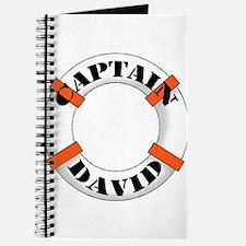 Cute Sailing captain Journal