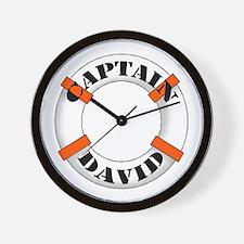 Unique Dave Wall Clock