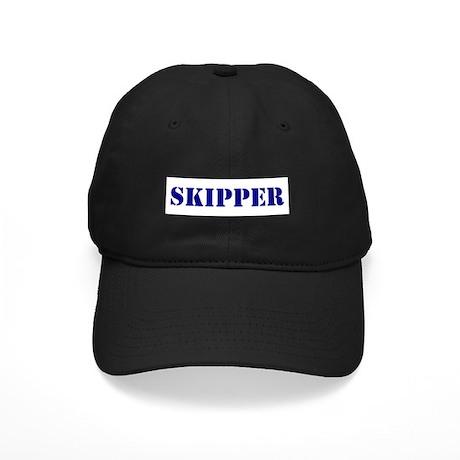 Skipper Black Cap