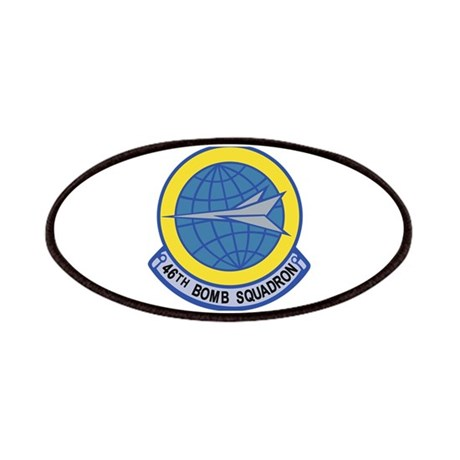 46th Bomb Squadron Patches