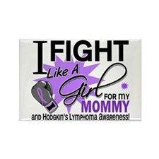 Fight Like A Girl For My Hodgkin's Lymphoma Rectan