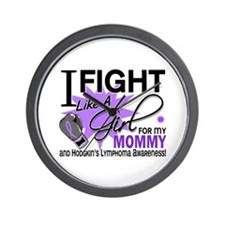 Fight Like A Girl For My Hodgkin's Lymphoma Wall C