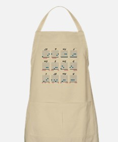 Guitar Hero Cheat Shirt Apron