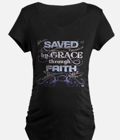 Saved by Grace T-Shirt
