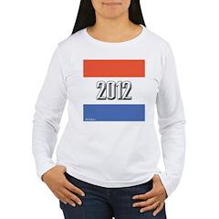 2012 Election RWB T-Shirt