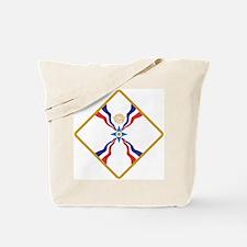 Assyrian Flag Tote Bag