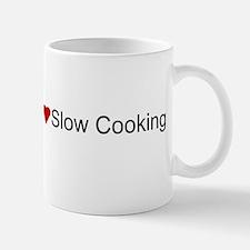 I Heart Slow Cooking Coffee Mug