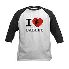 I love Ballet Tee