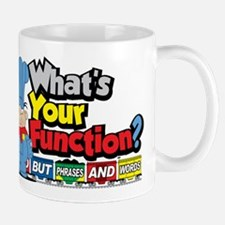 What's Your Function? Small Small Mug