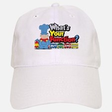 What's Your Function? Baseball Baseball Cap