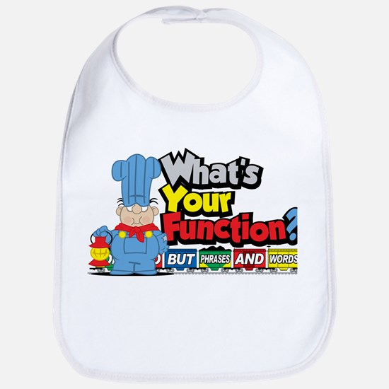 What's Your Function? Bib