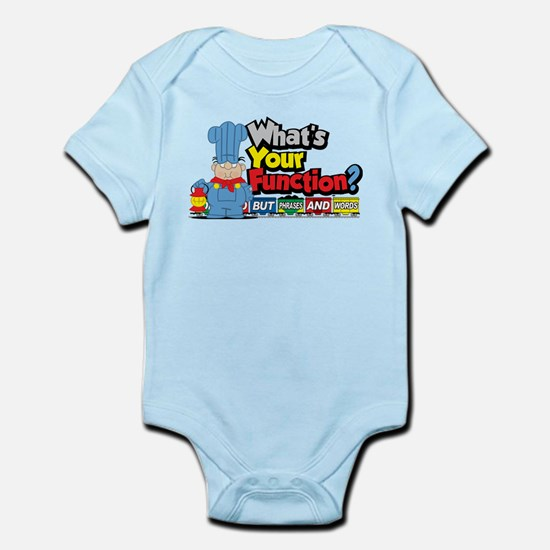 What's Your Function? Infant Bodysuit