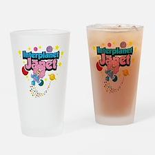 Interplanet Janet Drinking Glass