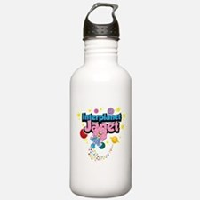 Interplanet Janet Sports Water Bottle