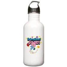Interplanet Janet Water Bottle