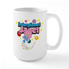 Interplanet Janet Mug