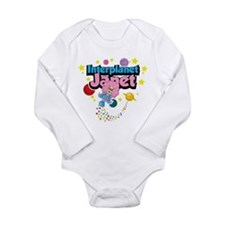 Interplanet Janet Long Sleeve Infant Bodysuit