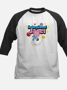 Interplanet Janet Kids Baseball Jersey
