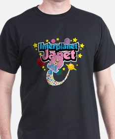 Interplanet Janet T-Shirt
