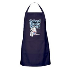 Schoolhouse Rock Bill Apron (dark)