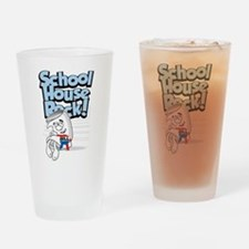 Schoolhouse Rock Bill Drinking Glass