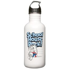 Schoolhouse Rock Bill Water Bottle