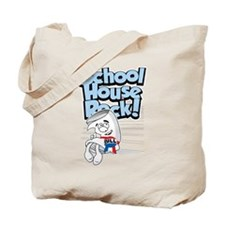 Schoolhouse Rock Bill Tote Bag