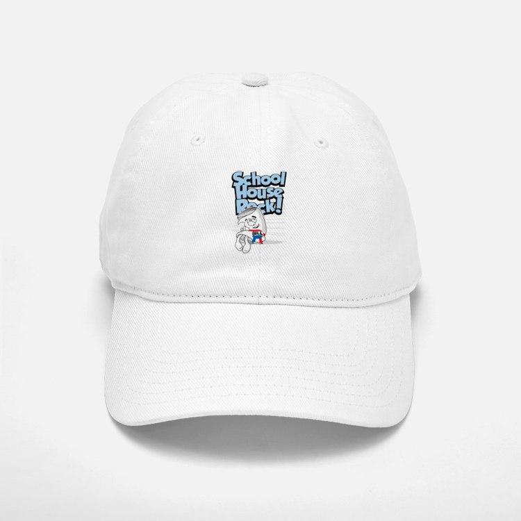 Schoolhouse Rock Bill Baseball Baseball Cap