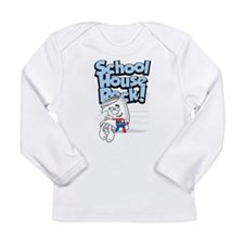 Schoolhouse Rock Bill Long Sleeve Infant T-Shirt