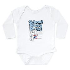 Schoolhouse Rock Bill Long Sleeve Infant Bodysuit