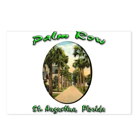 Palm Row Postcards (Package of 8)