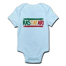 Rastafari Infant Bodysuit